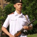 Кумища Владислав на посту №1