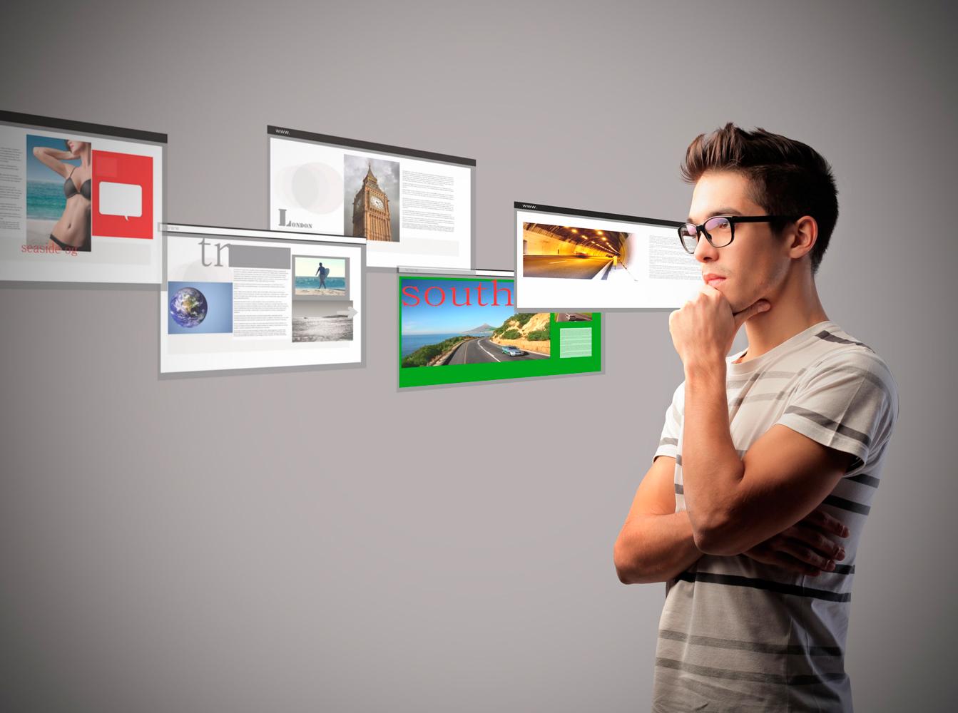 Продвижение баннеров по тематическим сайтам методика создания сайта курсовая