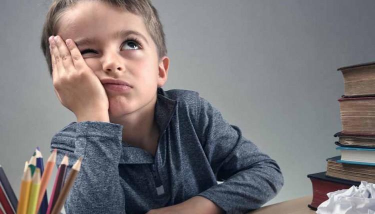Ребенок не хочет идти в школу1