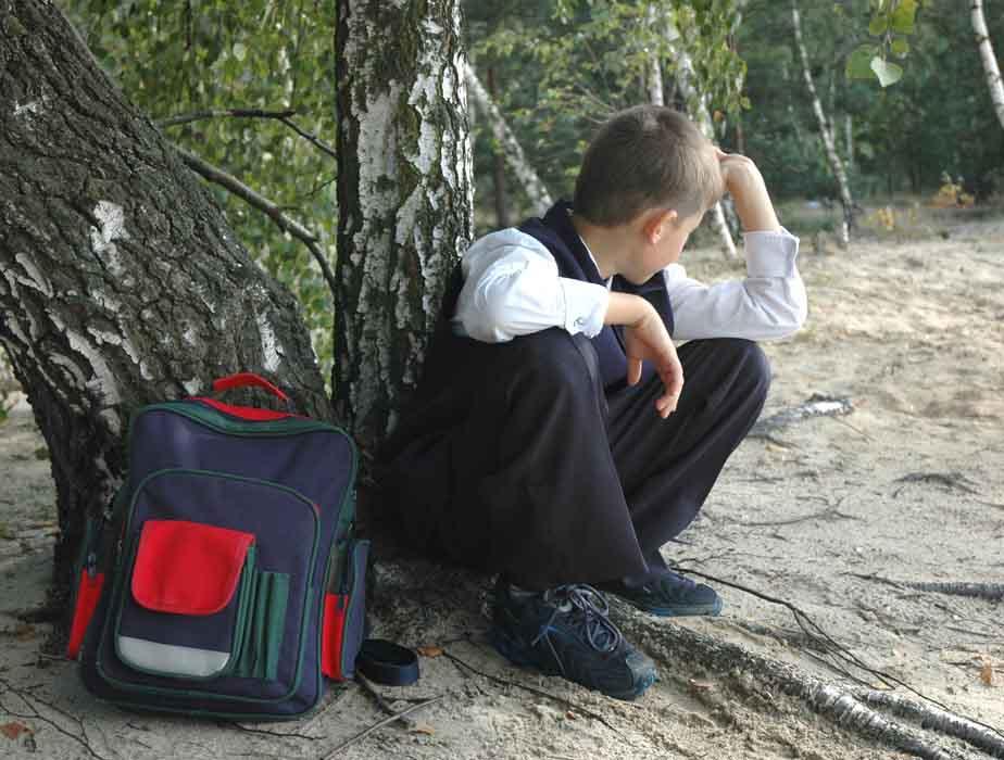 Ребенок не хочет идти в школу8