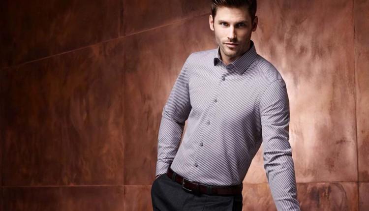 Рубашка - главный элемент гардероба мужчины