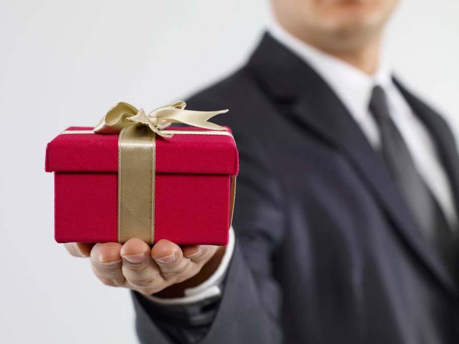Как привлечь подарки2